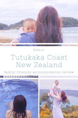 Tutukaka Coast New Zealand Family Road Trip Baby Toddler Kids Featured