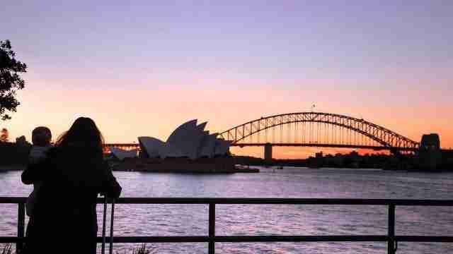Family Travel Destination Australia